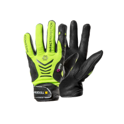 Ejendals Tegera 7776 Cut Level D Cold-Resistant Hi-Vis Gloves with Impact Protection