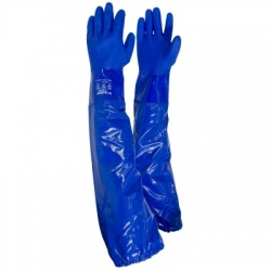 Ejendals Tegera 12910 Extra Long Chemical Resistant Gauntlets