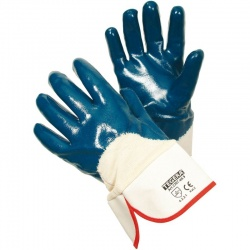 Ejendals Tegera 2207 Nitrile Dipped Work Gloves