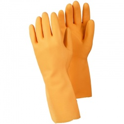 Ejendals Tegera 231 Chemical Resistant Latex Gauntlets