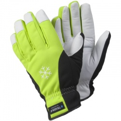 Ejendals Tegera 293 Hi-Vis Thermal Waterproof Outdoor Work Gloves