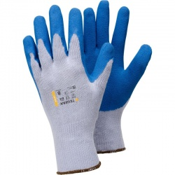 Ejendals Tegera 614 Latex Palm Coated Work Gloves