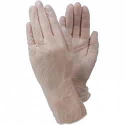 Ejendals Tegera 819 Disposable PVC Gloves