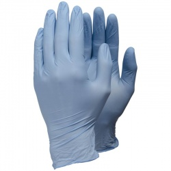 Ejendals Tegera 84301 Disposable Nitrile Gloves