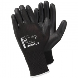 Ejendals Tegera 866 Palm Dipped Precision Work Gloves