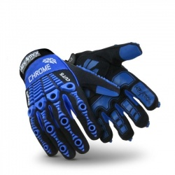 HexArmor Chrome Series 4024 Cut Resistant Mechanics Gloves