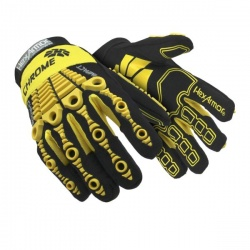 HexArmor Chrome Series 4025 360° Cut Resistant Gloves