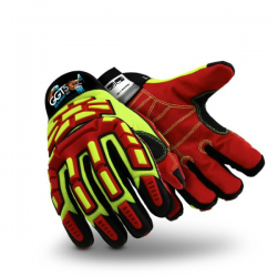 HexArmor GGT5 Arctic Gator 4031 Mechanics' Gloves
