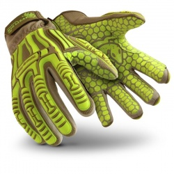 HexArmor Rig Lizard Silicone-Grip Heat-Resistant Gloves 2030