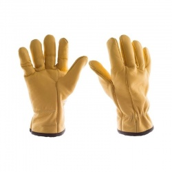 Impacto BG650 Cowhide Leather Power Tool Air Gloves