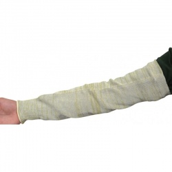 Knitted X5-KSL20 20'' Cut Resistant Kevlar Sleeve