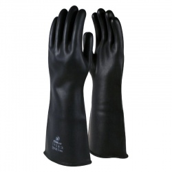 Konig Heavyweight Rubber Gauntlets
