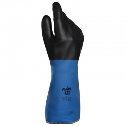 Mapa TempTec 332 Heatproof Chemical-Resistant Warm Gauntlet Gloves