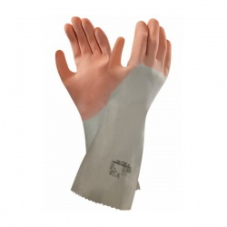 Marigold Industrial Multitop 40 Chemical Resistant PVC Gauntlets