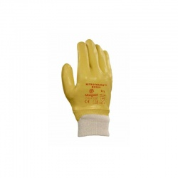 Marigold Industrial Nitrotough N250Y Nitrile Coated Gloves