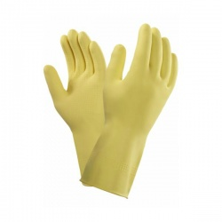 Marigold Industrial AlphaTec 87-063 Chemical Resistant Latex Gauntlets
