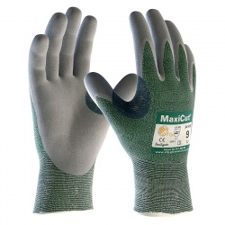 MaxiCut Nitrile-Coated Cut Resistant Dry 34-450 Gloves