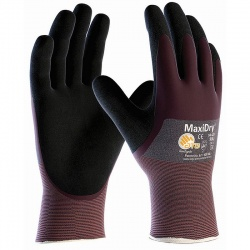 MaxiDry 3/4 Coated Oil Repellent 56-425 Gloves