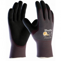 MaxiDry Palm-Coated Oil Repellent 56-424 Gloves