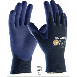 MaxiFlex Elite Palm-Coated Knitwrist Handling 34-274 Gloves