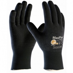 MaxiFlex Endurance Fully-Coated Drivers' Dot Grip 34-847 Gloves