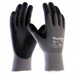 MaxiFlex Ultimate AD-APT Palm-Coated Handling 42-874 Gloves (Pack of 12 Pairs)