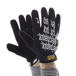 Mechanix Wear Original Black Work Gloves