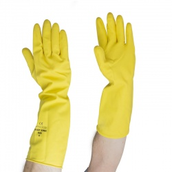 Polyco Deep Sink 62 Extra Long Rubber Gloves