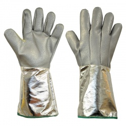 Polyco Foundry Heatbeater Heat Resistant Gloves 7576