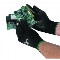 Polyco Matrix P Grip Black Safety Gloves 400-MAT
