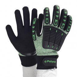 Polyco Multi-Task E C5 Cut Resistant MTEC5 Grip Gloves