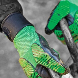 Polyco Polyflex Hydro PHYKTP Level 5 Cut-Resistant Gloves