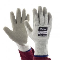 Polyco Reflex Therm Fleece Lined Work Gloves 8632/8633/8634