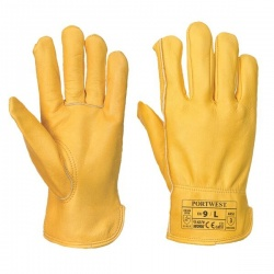 Portwest Classic Driver Leather Gloves A270