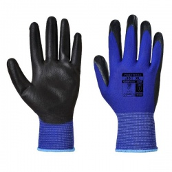 Portwest Dexti-Grip Blue Nitrile Foam Gloves A320BL