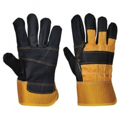 Portwest Leather Abrasion Resistant Gloves A200