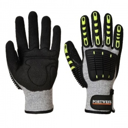 Portwest Anti-Impact Cut Resistant Gloves A722