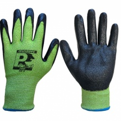 PredPine Heavy Duty Cut Resistant Nitrile Coated Gloves