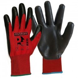 Predator NFPL Nitrile Foam Ribbed Cut Resistant Gloves