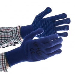 PVC-Dotted TS3D Thermal Insulating Gloves