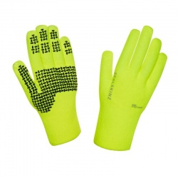 Sealskinz Hi-Vis Ultra Grip Waterproof Gloves
