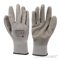 Silverline Thermal Builders Gloves