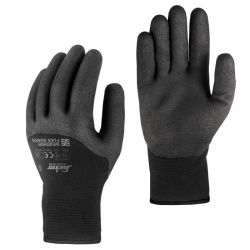 Snickers Thermal Waterproof Flex Guard Grip Gloves 9325
