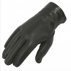 Southcombe SB00280D Women's Uniform Lined Leather Police Gloves