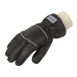 Southcombe SB02574A Firemaster 4 Premium Gloves with Short Fingers