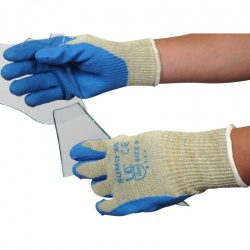 Sumo X5-Sumo Textured Latex Coated Gloves