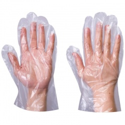 Supertouch 1360/1361 PE Disposable Gloves