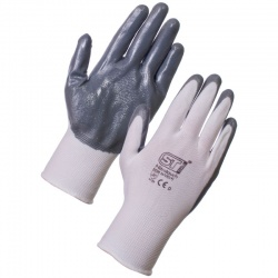 Supertouch 2676/2677/2678 Nitrotouch Gloves (Case of 120 Pairs)