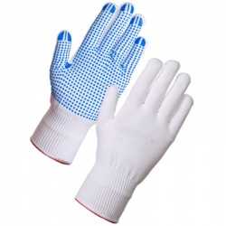 Supertouch 2691 PVC Dot Assembly Gloves