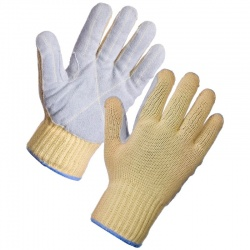 Supertouch 3031 Kevlar Chrome Patch Gloves
